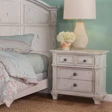 nightstands target shabby chic dresser antique white bedside