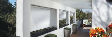 patio roller shades designer screen shades hunter douglas