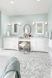 Best Bathroom Vanities Images On Pinterest Bathroom Ideas - White cabinets master bathroom