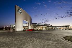 lexus dealership design park place plano lexus gff