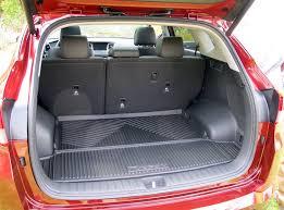 hyundai tucson trunk space 2016 hyundai tucson review wheels ca
