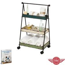 Shelves On Wheels by Storage Cart Utility Portable Multipurpose Kitchen Bedroom