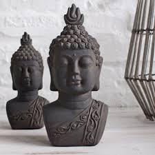 large buddha ornament