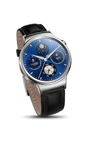 huawei classic bracelet images Huawei w1 stainless steel classic smartwatch with leather strap jpg