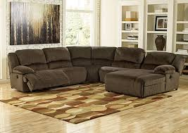 living room brilliant alluring sectional sofas with recliners and