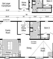 Home Floor Plans Custom Ranch Home Designs Modern Custom - Custom ranch home designs