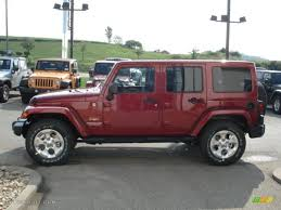 jeep sahara red deep cherry red crystal pearl 2013 jeep wrangler unlimited sahara