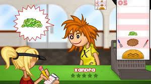 jeux de cuisine papa louis poulet jeu taco de papa louie gratuit sur jeu info