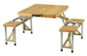 Folding Wood Picnic Table Folding Picnic Tables Archives Hometooutdoors