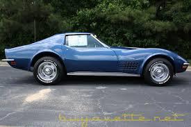 1972 corvette lt1 1972 corvette lt1 for sale at buyavette atlanta