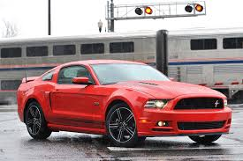 coupe mustang 2013 ford mustang overview cars com