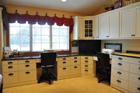 Kitchen Desk Cabinets Awesome 60 Home Office Cabinets Design Decorating Inspiration Of