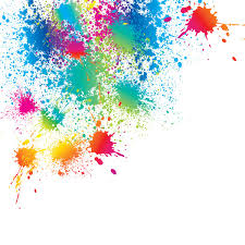 photo collection splash background vector painted