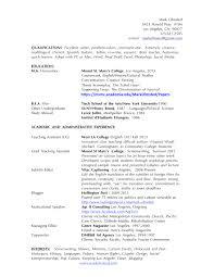 Managing Editor Resume Resume Cbest Scores Mark Olmsted
