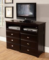furniture bedroom dresser media center cherry media chest 6
