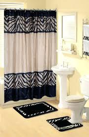 Bathroom Shower Curtain And Rug Set Bathroom Sets With Shower Curtain Bikepool Co
