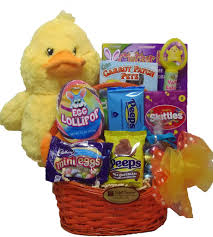 easter gift baskets easter gift baskets lucky ducky easter gift basket for boys