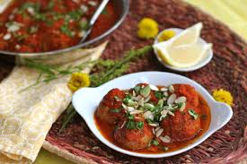 lamb and harissa meatballs for the love of yum