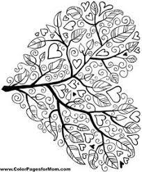 coloring pages tattoos tree coloring page 5 u2026 pinteres u2026