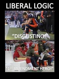 Tebow Meme - i m pretty sure jesus wouldn t stand for a national anthem either