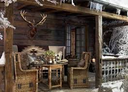 alpine country home decor ideas rustic elegance from ralph