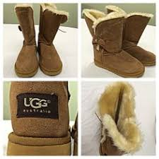 ugg presale wenger swiss army womens hiking boots brown leather ankle sz 9 5