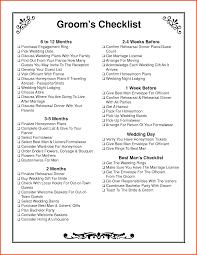 complete wedding checklist 14 wedding checklist pdf sponsorship letter