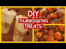 diy thanksgiving treat ideas 2014