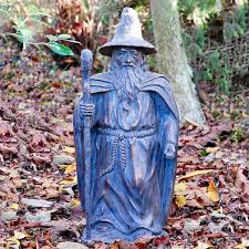 great wizard garden ornament garden statues