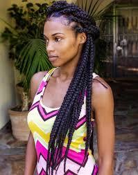 big braids hairstyles 40 best big box braids hairstyles jumbo box braids