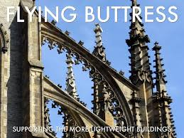 flying buttress architecture london