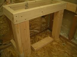 building a bench for your shower