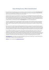 What is essay writing service   Custom professional written essay     sasek cf