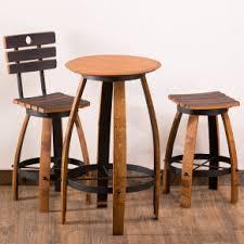 Reclaimed Wood Bistro Table Shop Eco Friendly Reclaimed Wood Designs Décor Vivaterra