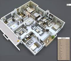 6 Bedroom House Floor Plans Awesome 6 Bedroom House Floor Plans 8 Annapurna Builders White