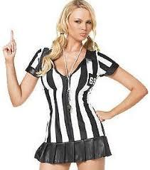 Referee Halloween Costumes Referee Womens Halloween Costume 69 Dress Shirt Jersey