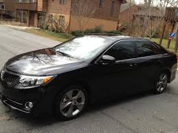 all black toyota camry 2012 toyota camry v6 special edition the hull boating