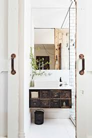 Industrial Bathroom Vanity by Inspiration For An Industrial Style Bathroom With Edge