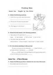 english worksheets movies worksheets 669