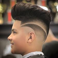 pompadour fade teens pompadour haircut how to cut a pompadour