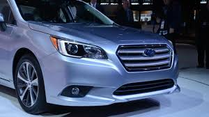 subaru legacy convertible 2015 subaru legacy blows into the windy city