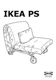 fauteuil chauffeuse ikea ikea ps structure chauffeuse convertible ikea ikeapedia