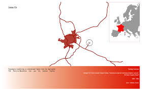 Tgv Map France by Future Transport Urbanism Survey Satolas Tgv Station Lyon
