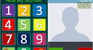 how to hide number on android hide my caller id phone number for android free at apk