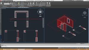 autocad architektur software zur modellierung cad zeiche für betonkonstruktion