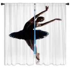 Ballerina Curtains Ballerina Custom Size Window Curtains