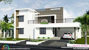 1800 Sq Ft House Plans by 1800 Sq Ft Two Storied Villa With 4 Bed Rooms Kerala Home Design