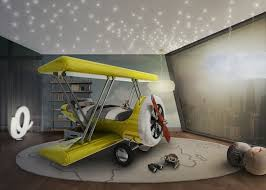 kids bedroom furniture meet the super cool sky b plane bed by