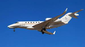 Cessna Citation X Interior Citation X