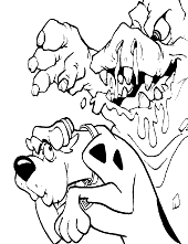 scooby doo free coloring pages books children shaggy